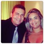 Ivanaldo e esposa: baixarias da casa ao trabalho (Foto: Web)