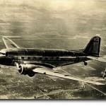 Avião Douglas C-47 igual ao do acidente (Foto: reprodução)
