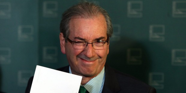 Cunha tem motivos para comemorar agora: apoio a Ribeiro Dantas (Foto: André Dusek/Estadão)