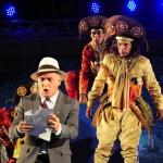 """Espetáculo """"Chuva de Bala"""" é uma marca diferenciada e de enorme apelo popular (Foto: divulgação)"""