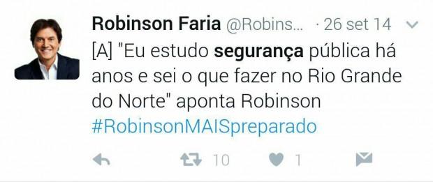 Resultado de imagem para arro blindado do governador Robinson Faria