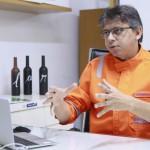 Gutemberg Dias aponta números iniciais da retomada de investimentos no setor no RN (Foto: Marcelo Bento)