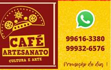 Banner Café Artesanato - 17-05-20
