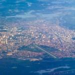 Município, com sua área urbana, ocupa aproximadamente 2 100 km², sendo o maior do RN (Foto: arquivo BCS)