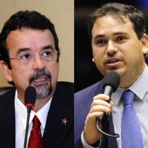 Mineiro e Beto travam mais uma batalha judicial, depois dos resultados das urnas em 2018 (Fotomontagem BCS)