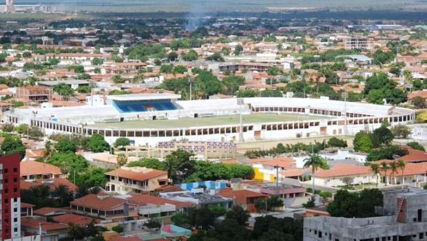 Nogueirão está municipalizado e passou por trabalhos de restauração (Foto: Wilson Moreno)