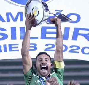 Ruschel: campeão da vida (Foto: GE)