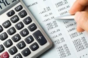 Despesas, calculadora, contas, duodécimo, finanças,