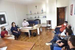 Reunião ocorreu nessa quarta-feira (Foto: Edilberto Barros)
