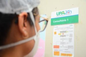 Várias unidades de saúde não têm médicos (Foto: Wilson Moreno)