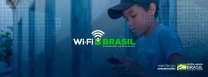 Programa Wi-Fi Brasil = Internet gratuita