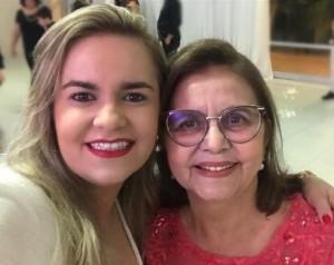 Suely e Ivone: filha e mãe (Foto: família)