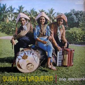 LP do Trio Mossoró (Foto: reprodução)