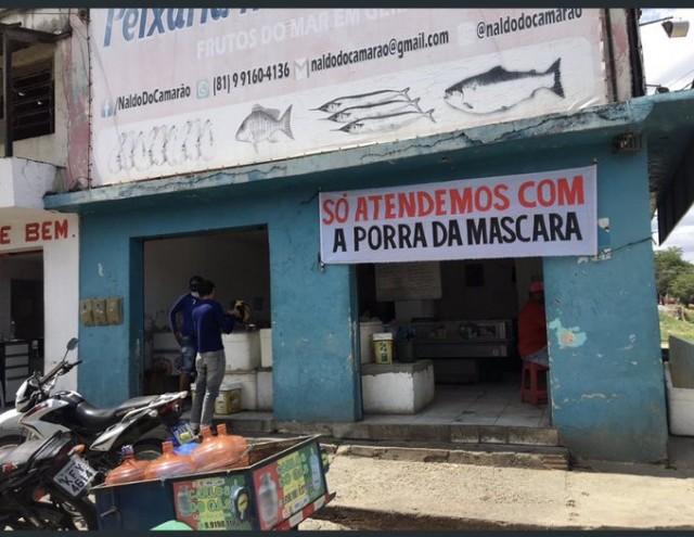 Naldo do Camarão fica na 2°Travessa Antônio Martins, bairro Vassoural, em Caruaru (Foto: Web)