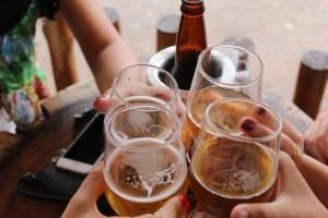Bebidas após às 22 horas, não pode (Foto ilustrativa)