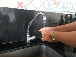 Garantia de água (Foto ilustrativa)