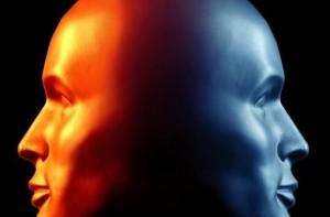 Duas faces, dois rostos, duas personalidades, duas máscaras