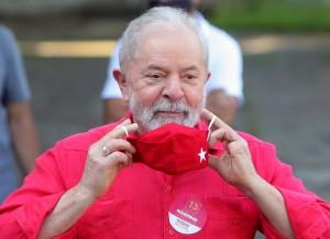 Pela decisão de Fachin, Lula poderá concorrer à Presidência em 2022 (Foto: Amanda Perobelli/Reuters)