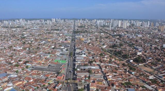 Bernardo Vieira é uma das mais importantes artérias de Natal; projeto é do Executivo (Foto: Reprodução do Agora RN)