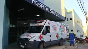 Hospital de campanha tem grande redução em ocupação (Foto: arquivo)