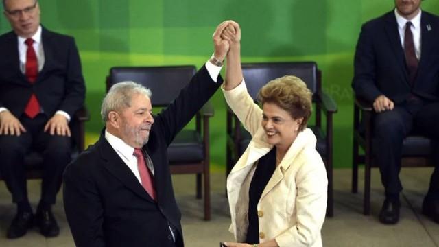 Lula e Dilma, uma relação política cheia de altos e baixos, segundo Cunha (Foto: Agência Brasil)