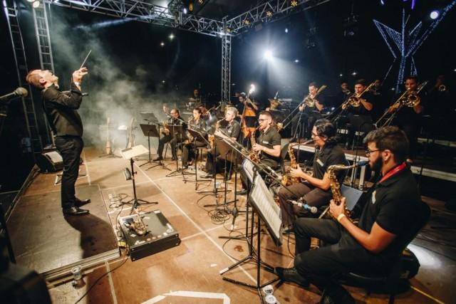 Sesi Big Band fará apresentação ao lado de vários artistas (Foto: divulgação)