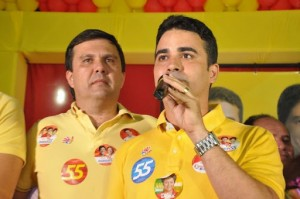 Galeno e Francisco: dupla desterrada após 2014 (Foto: arquivo)