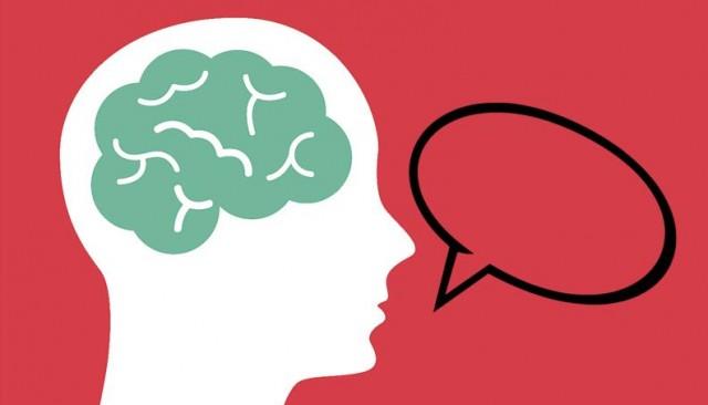 cérebro, falar, pensar, dialogar, diálogo, pensamento, inteligência