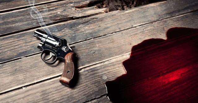 crime, sangue,arma, revólver, violência, morte, assassinato, homicídio,