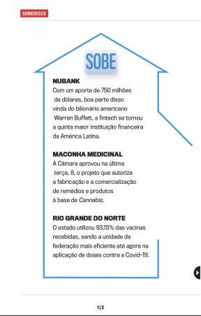 Publicação da revista Veja (Reprodução TL)