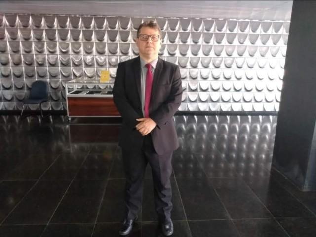Inácio Rodrigues está há 24 anos atuando na Polícia Civil do RN (Foto: arquivo)