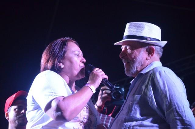 Fátima tem postulação diretamente vinculada às tratativas da chapa e campanha presidenciais (Foto: arquivo/2017)