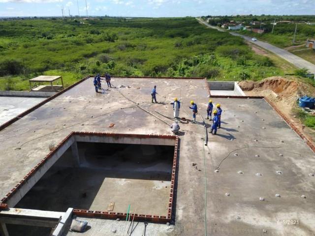 Obras do Hospital da Mulher serão visitadas pelo secretário Mineiro (Foto: divulgação)