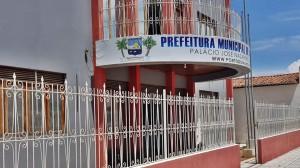 Sede da municipalidade (Foto: Web)