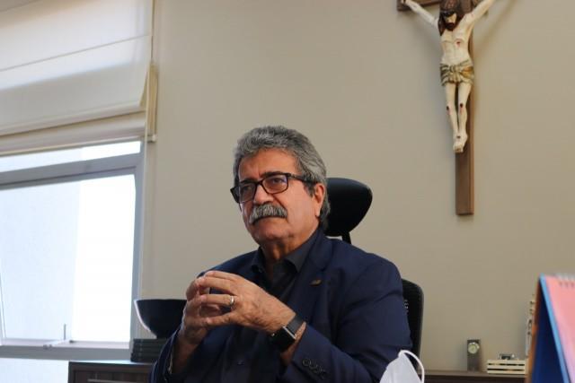 "Amaro classificou de ""desinformado"" o representante do Governo Federal (Foto: Fiern)"