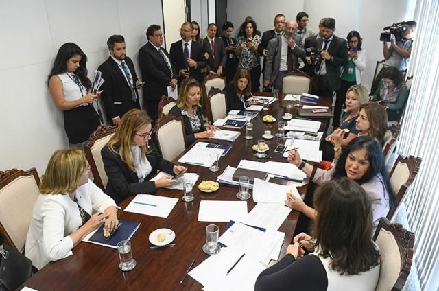 Bancada emitiu uma nota dura contra o colega de plenário (Foto: divulgação)