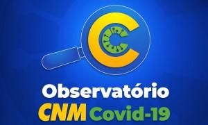 CNM - observatório Covid-19 - pesquisa