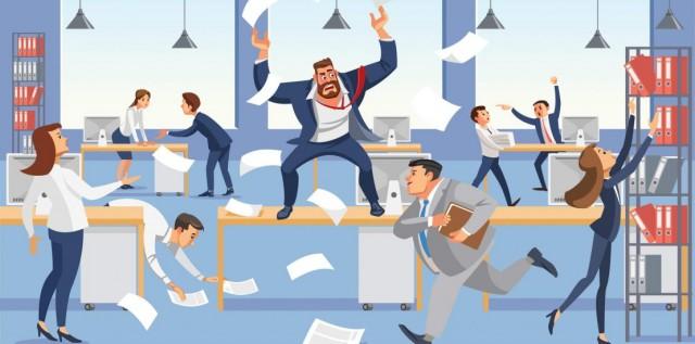 Desorganização administrativa, escritório, gestão municipal, reforma administrativa
