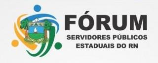 Fórum de Servidores Públicos Estaduais do RN - Logo