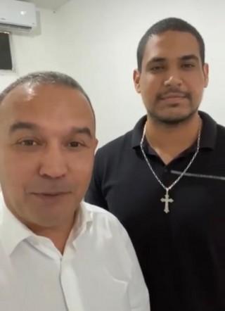 Kelps já se reuniu com Michael Diniz hoje (Reprodução do Canal BCS)