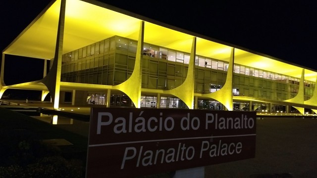 Palácio do Planalto - Brasília