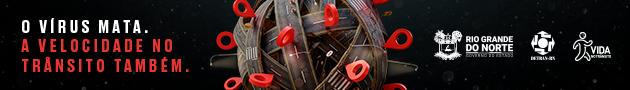 Banner - Executiva - Detran/RN - 15 a 31 de Julho de 2021