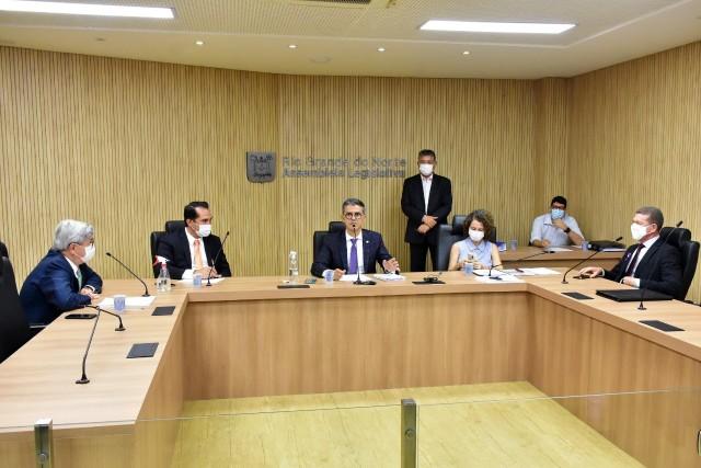 Comissão ordena trabalhos para finalmente ouvir primeiros depoentes (Foto: João Gilberto)