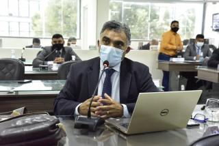 Francisco fará pesquisa sobre leis ignoradas (Foto: Edilberto Barros)