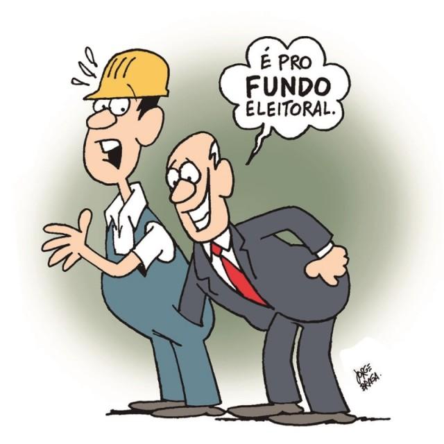 Fundo Eleitoral - charge