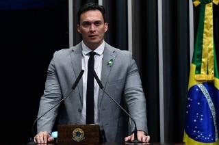 Valentim fez insinuações maliciosas e maldosas (Foto: Edson Rodrigues/Agência Senado)