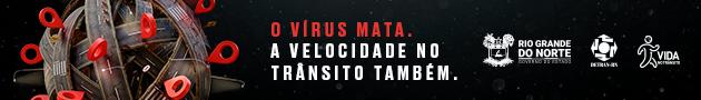 Banner - Executiva - Detran/RN - 01 a 31 de Agosto de 2021