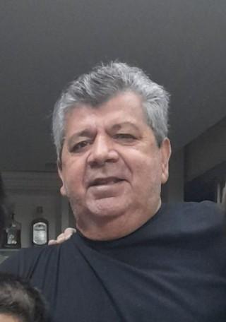 ex-deputado estadual Carlos Alberto Marinho revela muita preocupação (Foto: cedida)