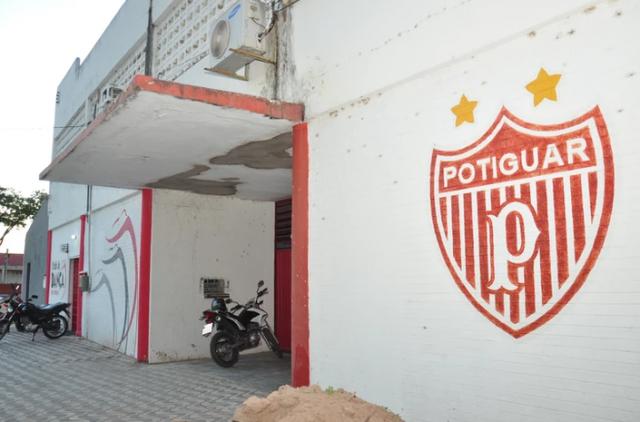 Prédio do Potiguar de Mossoró tem alto valor em leilão (Foto: Marcos Garcia /2019 arquivo)