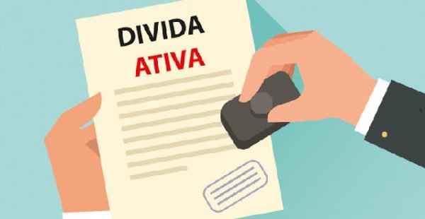 Dívida Ativa - ilustração